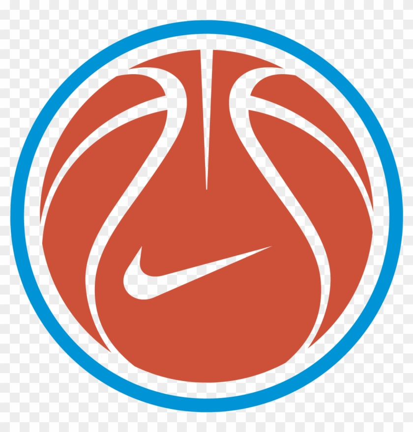 Nike Basketball Logo Vector Basketball Logo Black And White Free Transparent Png Clipart Images Download