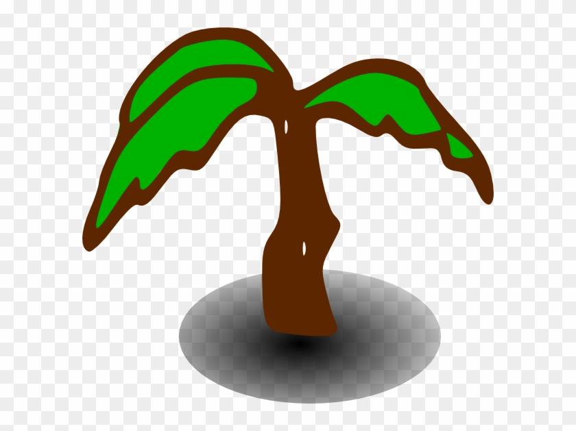 Free Vector Treerpg Map Elements Clip Art - Palm Tree Clip Art #658444