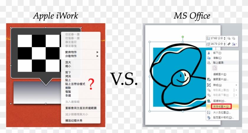 """是的,看著ms Office 同樣坐擁強大的繪圖工具[1],而且從n 年前就內建於舊版office 的""""另存成圖片"""" - Clam Drawing #658992"""
