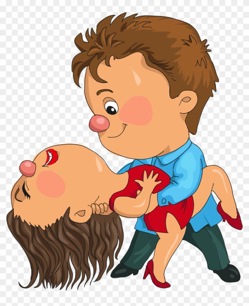 Фото, Автор Soloveika На Яндекс - Cartoon Tango Dancing Funny #660013