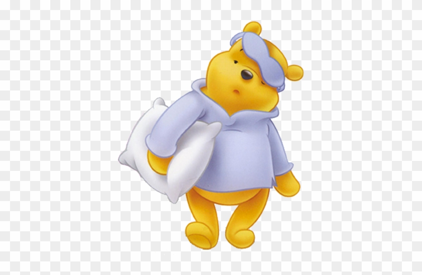 Pooh Bear In His Nightshirt Get Well Soon Cards Free Transparent