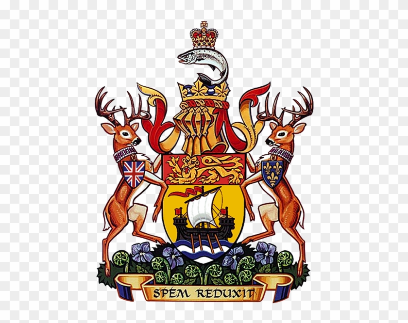 New Canadian Coat Of Arms #660979