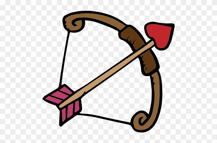 Bow And Arrow Free Icon Valentine S Day Free Transparent Png