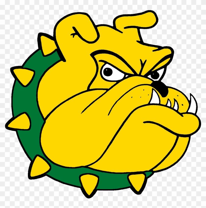 Doddridge County High School - Westerly High School Bulldog #661099