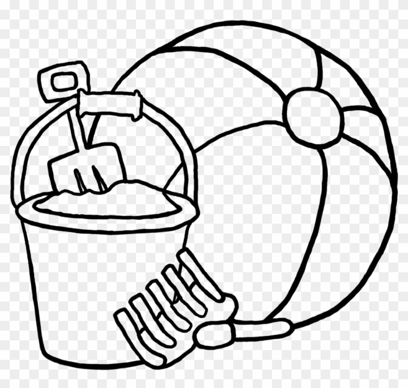 Spanish Coloring Page 12 Cliparts - Beach Ball Coloring Sheets - Free  Transparent PNG Clipart Images Download