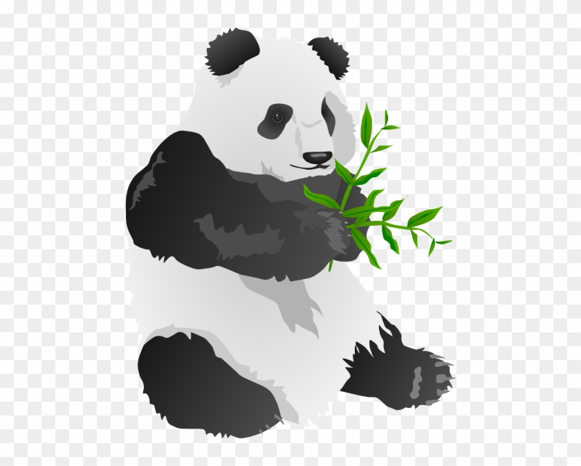 Amazing Inspiration Ideas Panda Bear Clipart Clip Art - Giant Panda #662567