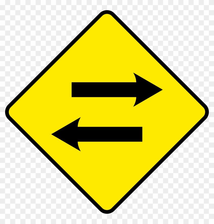 Open - Arrows Going Both Ways #662577