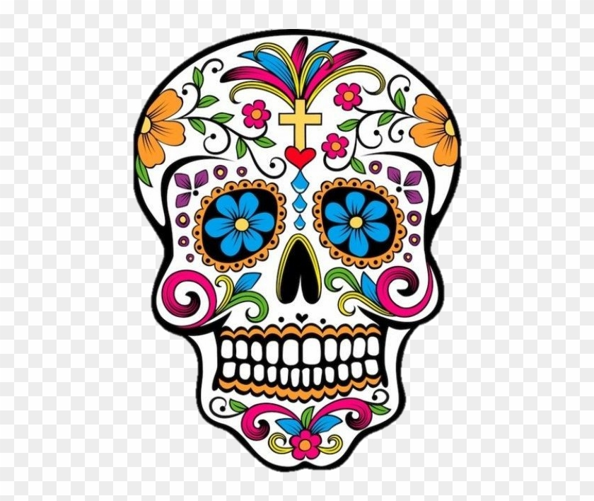 I Am So Excited To Provide Media Coverage On Kel's - Sugar Skull Day Of The Dead #662795