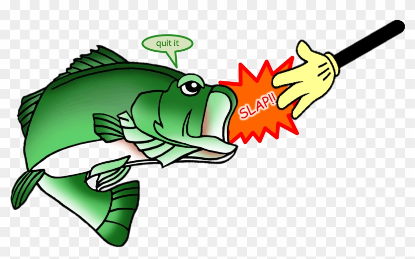 Slap - Slap The Bass Fish #662839