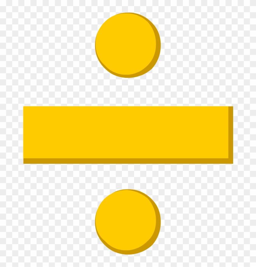 Division Signs Math Symbols Clipart Divide Sign Maths Free