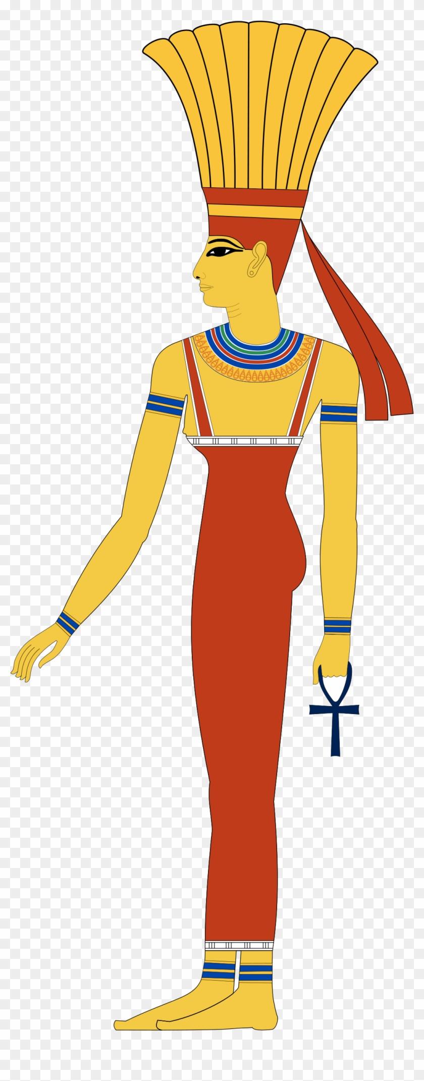 Anuket Egyptian Goddess #664041