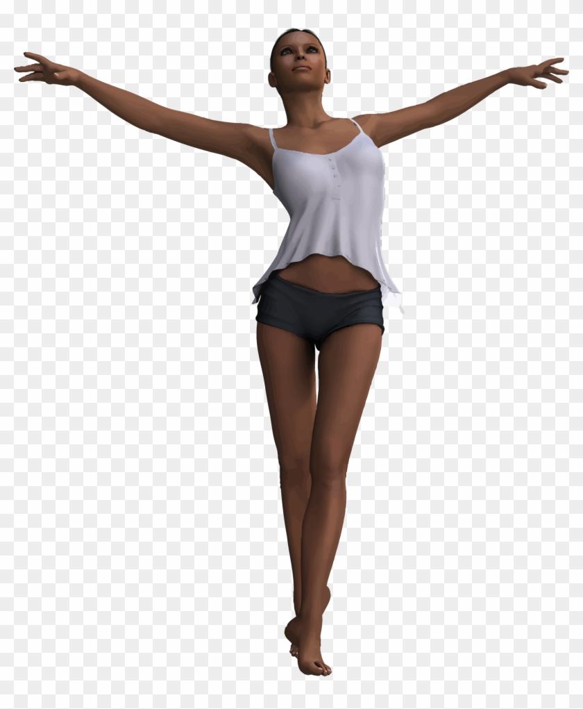 Big Image - Ballet Dancer Figure #664507
