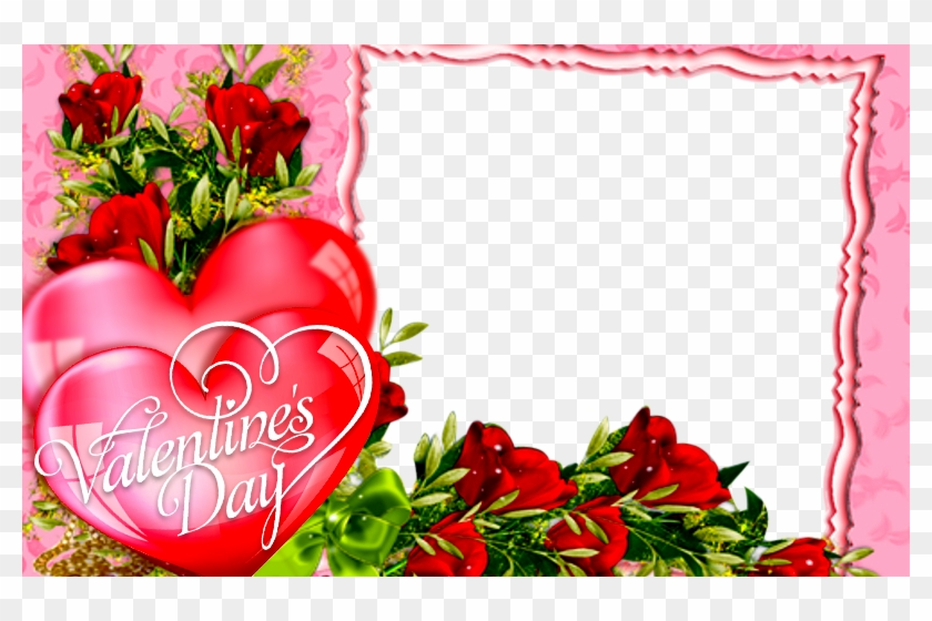 Valentines Day Frame Transparent Images Happy Valentine Day 2018
