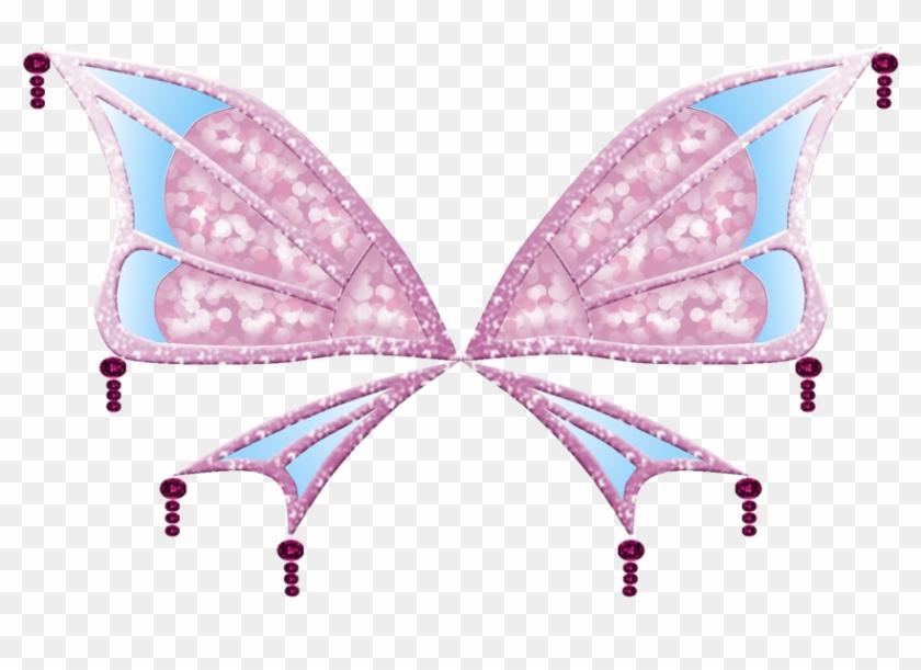 Starly 3d Enchantix Wings By Winxsparkle - Swallowtail Butterfly #665066