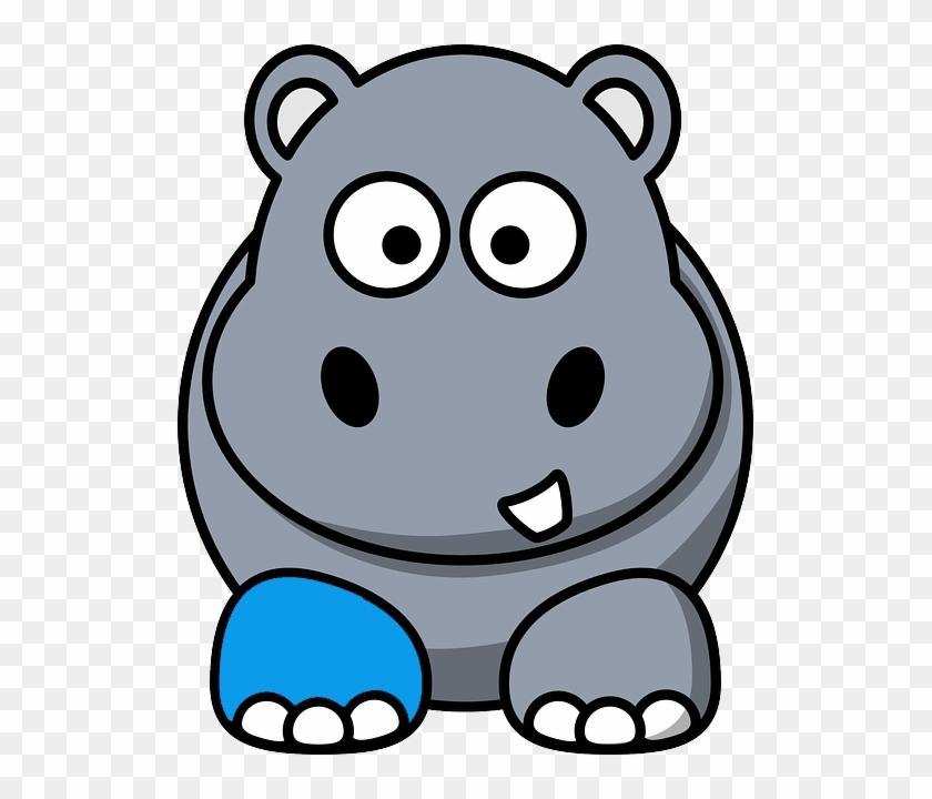 Harry The Hippo Goes To Hospital