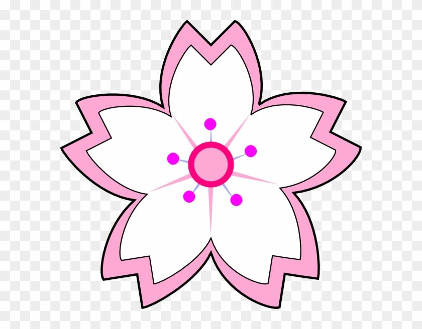 Gambar Logo Bunga Sakura Free Transparent Png Clipart Images