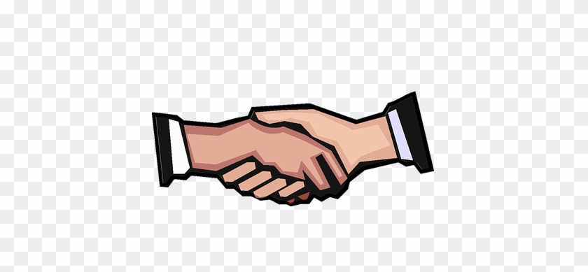 Agree Handshake Hands Business Agreement P Handshake Clip Art