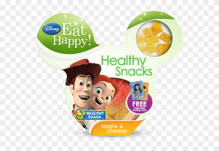 Disney Healthy Happy Kids Food Packaging Proposal