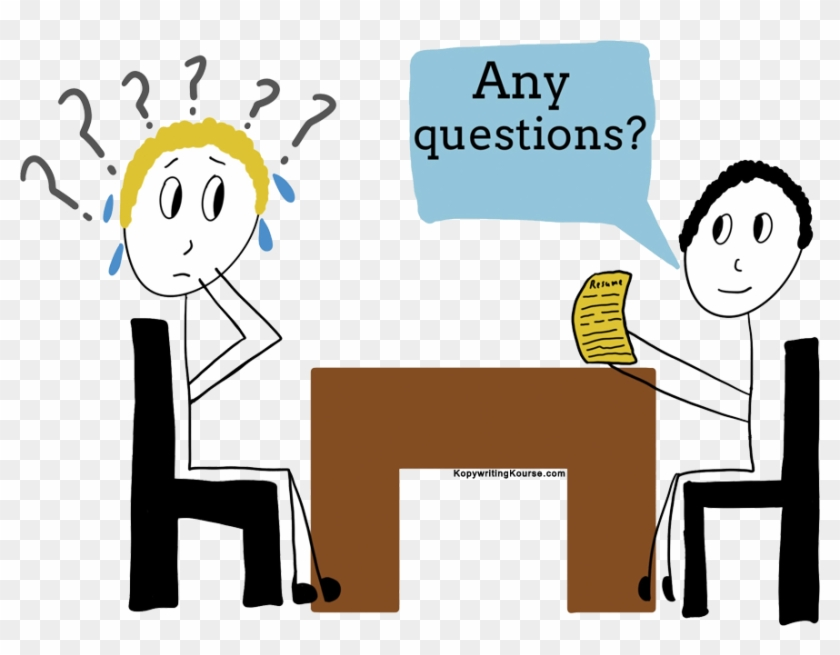 Interview Clipart Field Research - Do You Have Any Questions For Us #668559