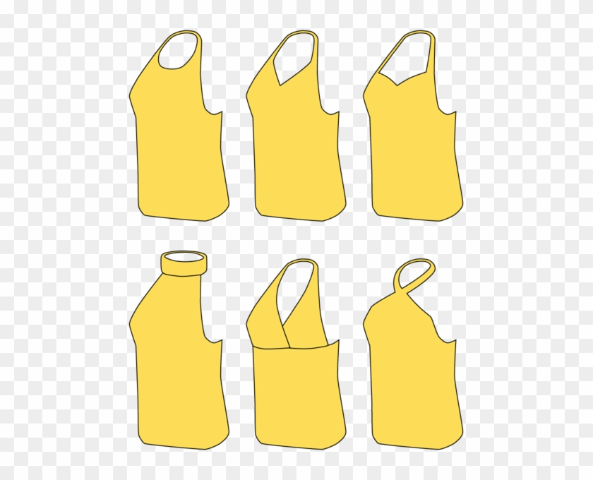 Halter Neck Sewing Pattern - Free Transparent PNG Clipart Images ...