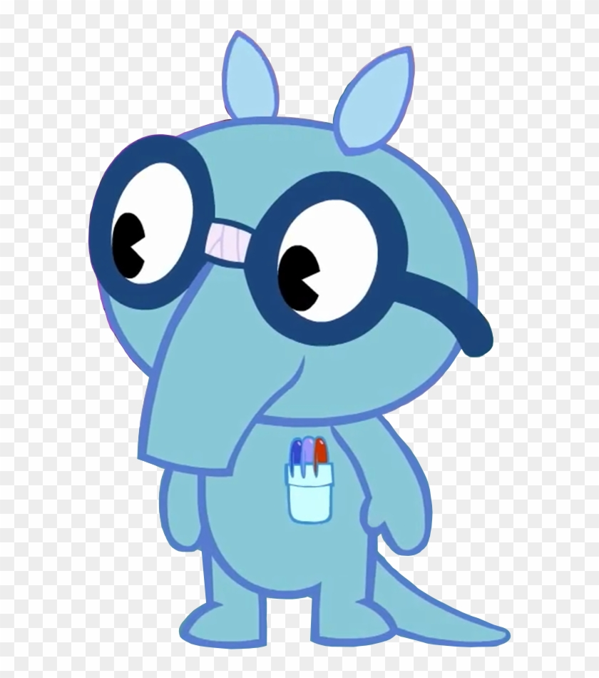 New Style - Happy Tree Friends Anteater #668775