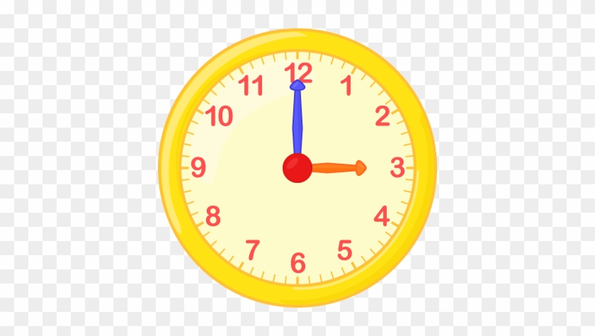 Children's Literature - Analog Clocks For Students - Free