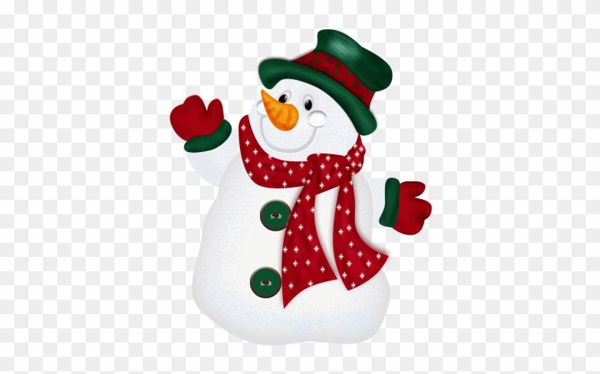 Snowman * More - Christmas Snowman Clipart #670186