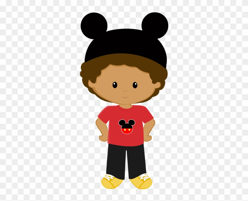 Minnie E Mickey - Pequeno Principe Moreno #670357