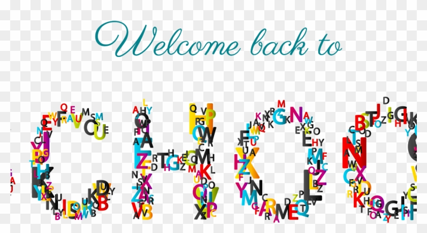 Pickett County K8 Computer Lab - Banner Welcome Back To School Clip Art #671211