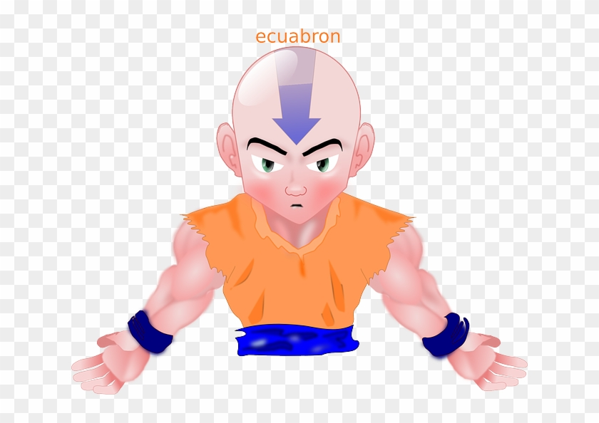 Arrow, Man, Character, Thai, Bald, Martial, Arts - Anime Characters Male Bald Head #671555