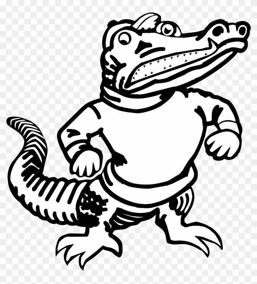 Florida Gators Logo Black And White University Of Florida Facebook