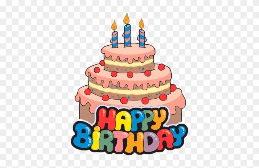 Стикеры картинки с днем рождения