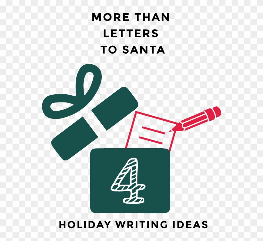 More Than Letters To Santa Holiday Writing Ideas Neat - Chalk Board 1st Year Belly Stickers (12) #672887