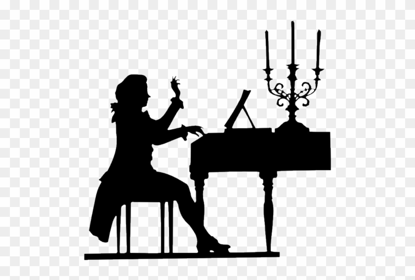 Wolfgang Amadeus Mozart - Wolfgang Amadeus Mozart Clipart , Free  Transparent Clipart - ClipartKey