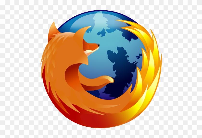 Svg Icons - O7a - Net - Logo Mozilla Firefox #673710