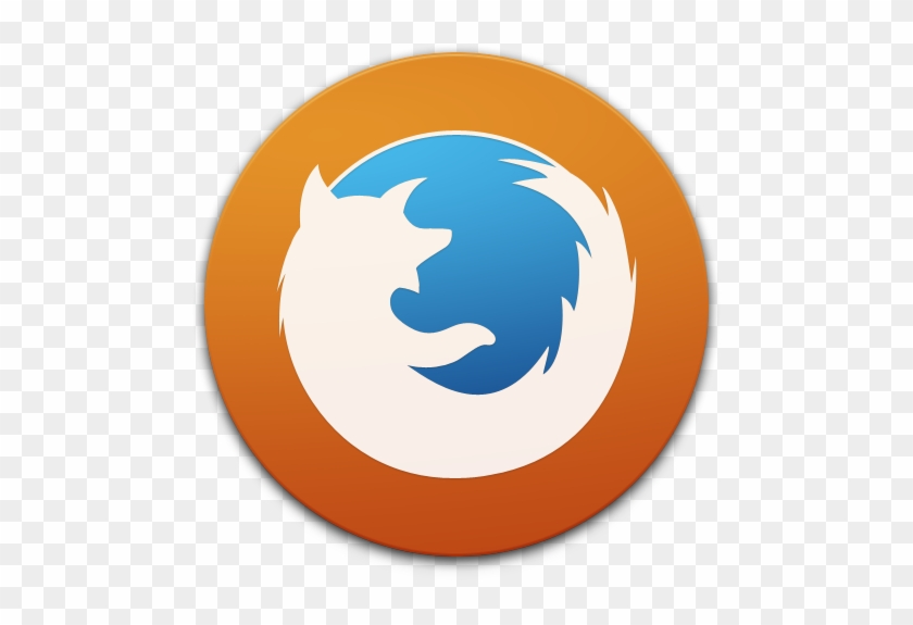 Free Icons Png - Firefox Icon For Mac #673715