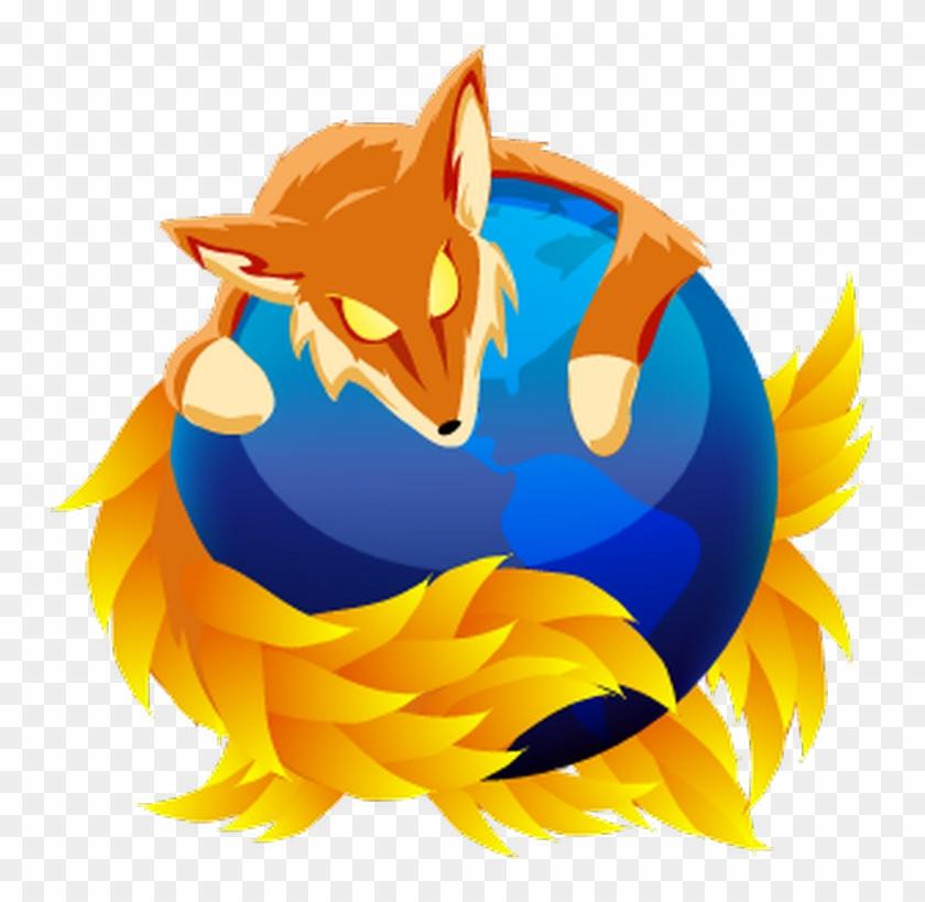 Firefoxfla - Mozilla Firefox Custom Icon #673805