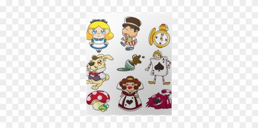 Alicia En El Pais De Las Maravillas Dibujos Animados #673833