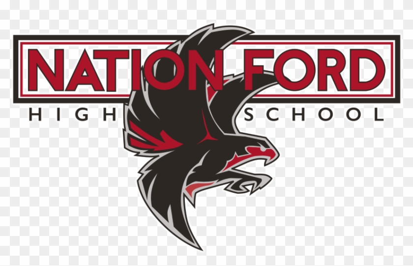 Nation Ford High School - Nation Ford High School Logo #675214