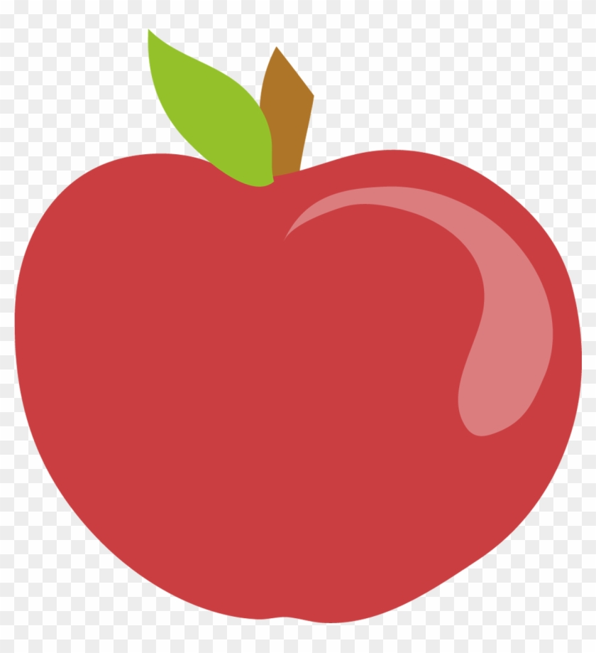 Branca De Neve Cute Maçã 03 - Tomato Emoji Twitter #675342