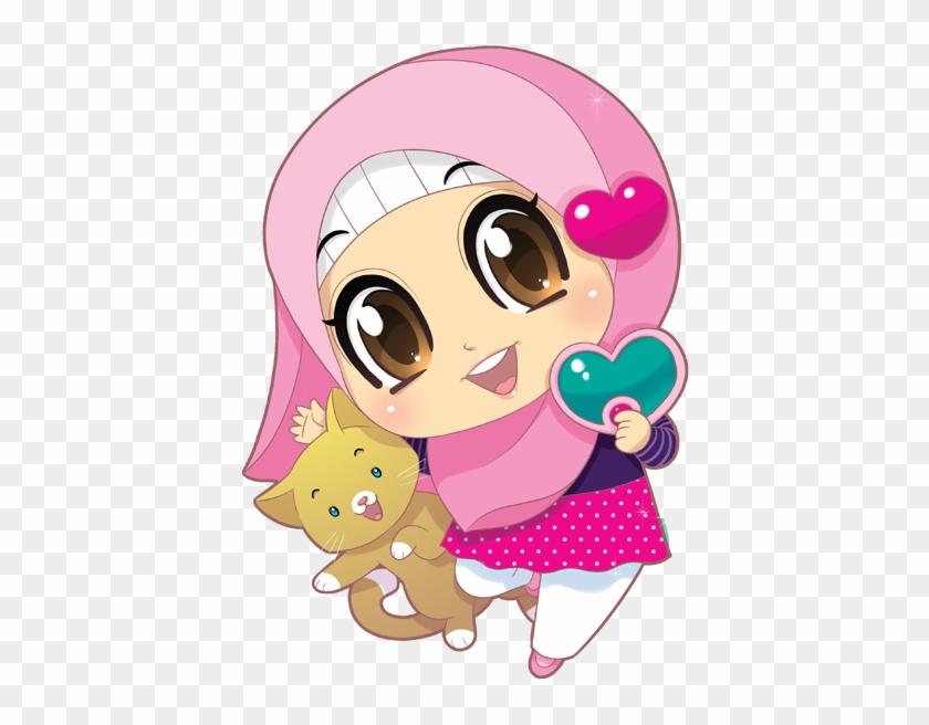 Muslim Teacher Clipart - Ana Muslim Clipart #675714