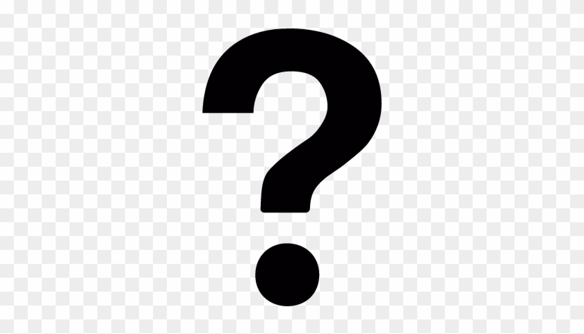 Question Mark Vector - Point D Interrogation Emoji - Free ...
