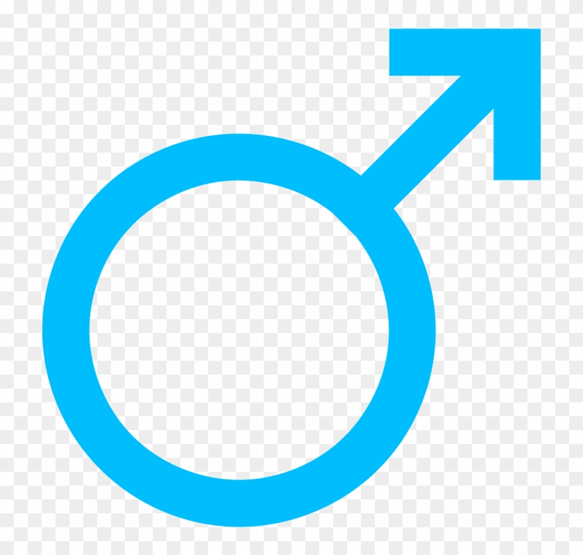 Blue Mars Symbol Female And Male Symbols Free Transparent Png