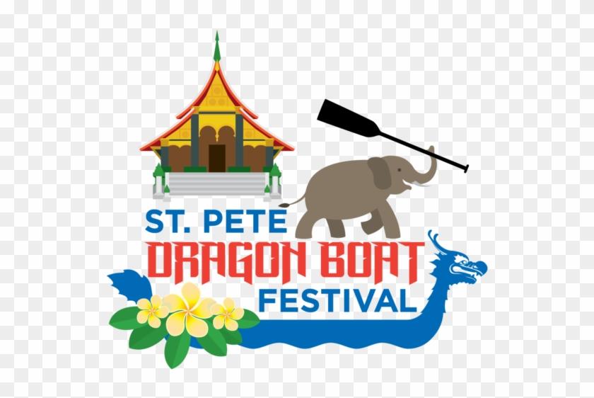 Pete Dragon Boat Festival Club/community 10 Paddler - St. Petersburg #677219