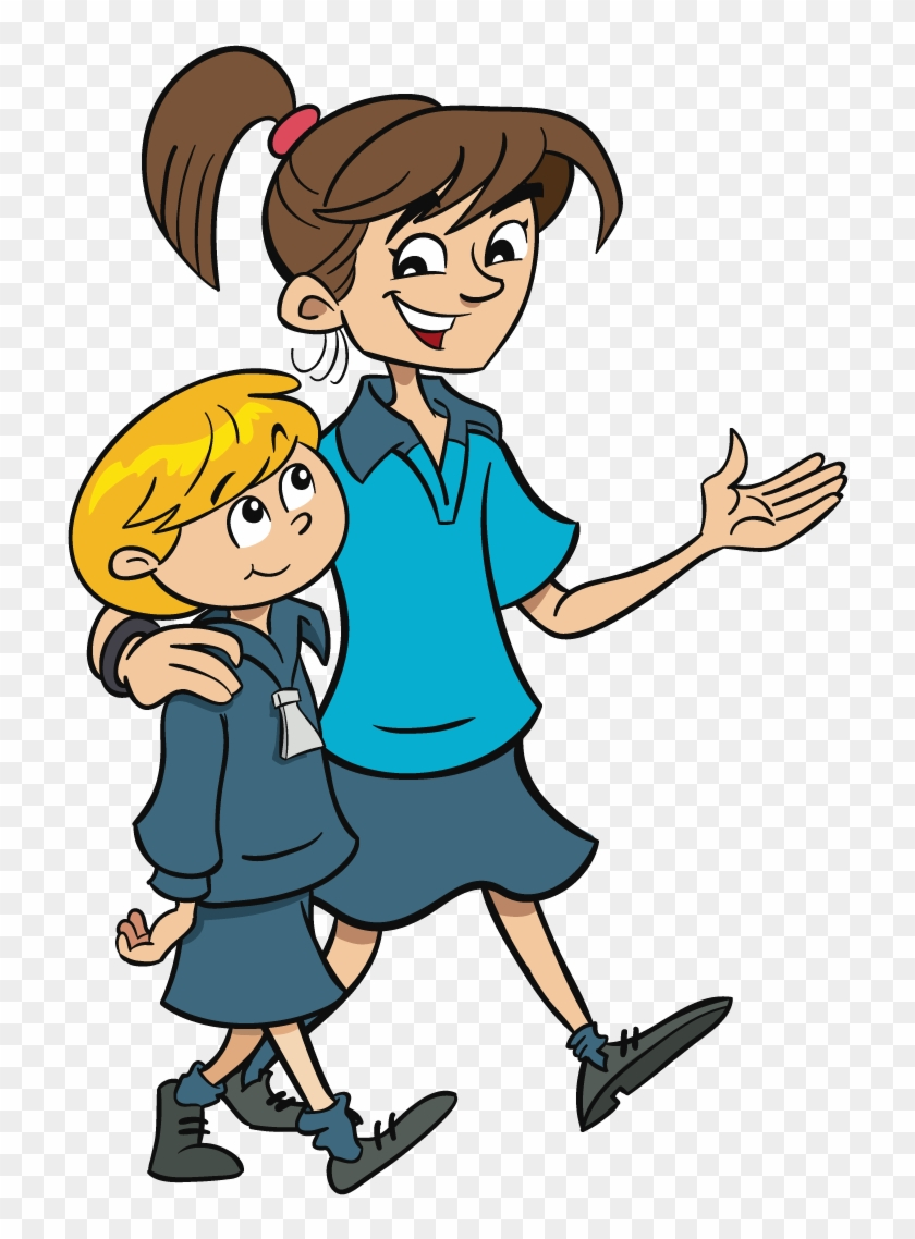 respect and support others as a school value this cartoon free