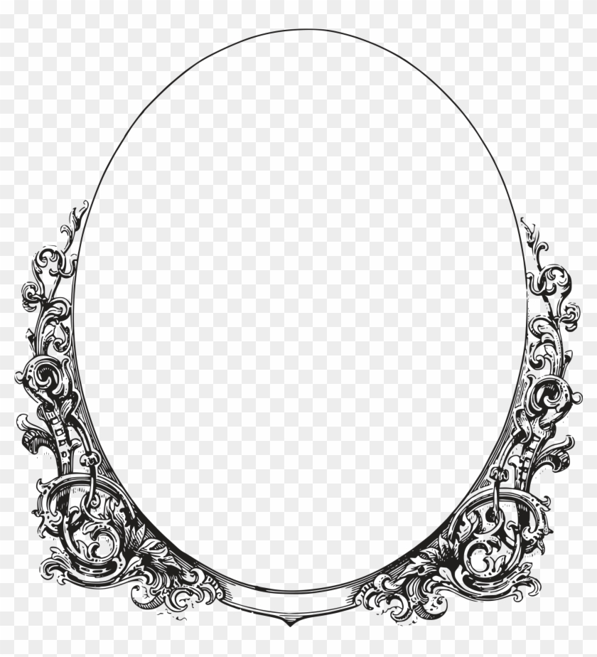Jpeg Download Png Download Stock Vector Pdf Vector - Ornate Border Frame Png #678113