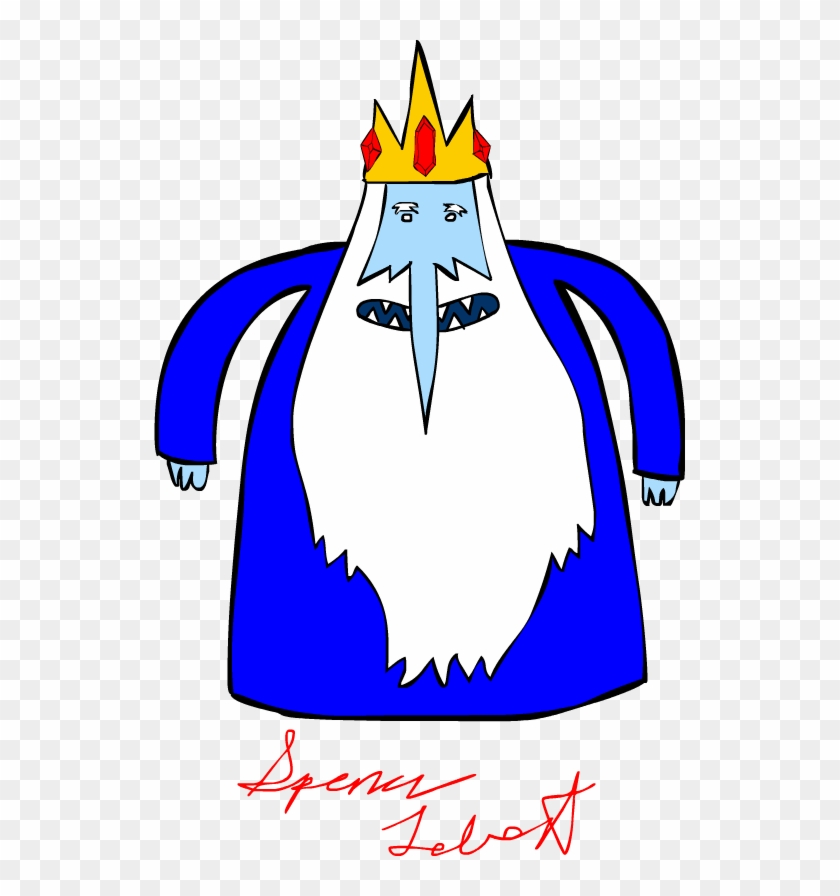 Ice King From Adventure Time By Slebert - Ice King From Adventure Time #678126