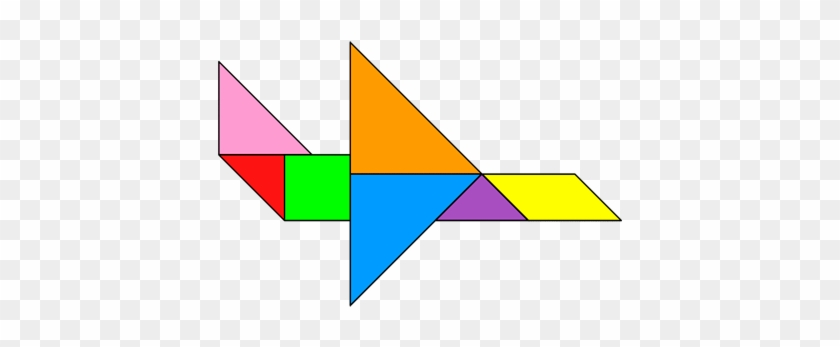 photo relating to Printable Tangram Puzzles titled Free of charge Printable Tangrams - Tangram Puzzles Aircraft - Cost-free