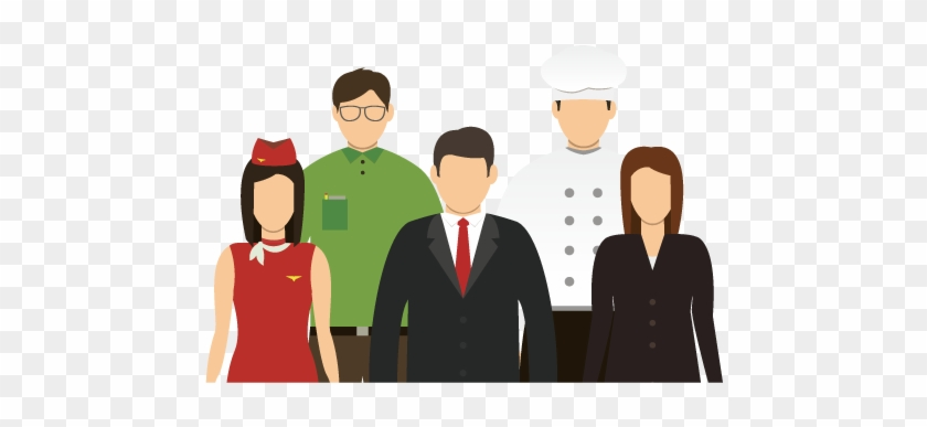 Exhibitors From 20 Industries Including Banking & Finance, - Career Fair Icon #679597