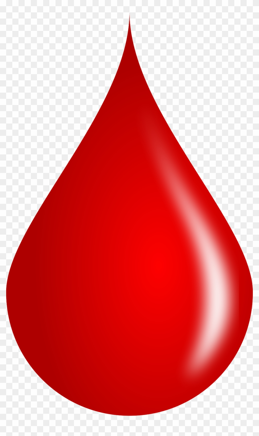 High School Student Council Looks To Collect 40 Pints - Blood Drop Vector Png #120843